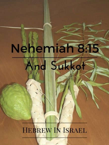 sukkot, four species, feast of tabernacles