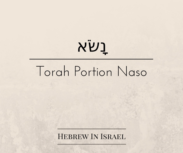 torah portion this week, weekly torah portion, nazir, nazirite, unfaithful wife,